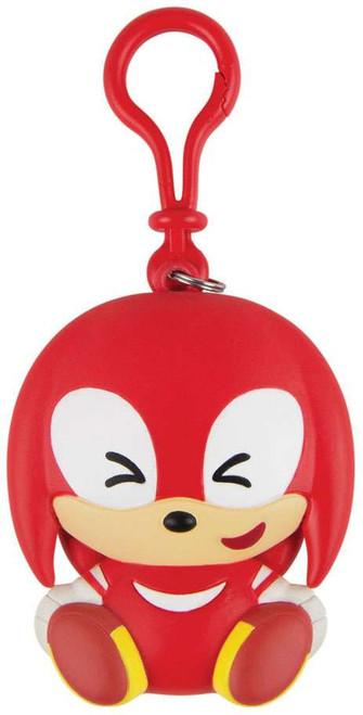 Sonic Boom Emoji Cute Knuckles Clip On Figure