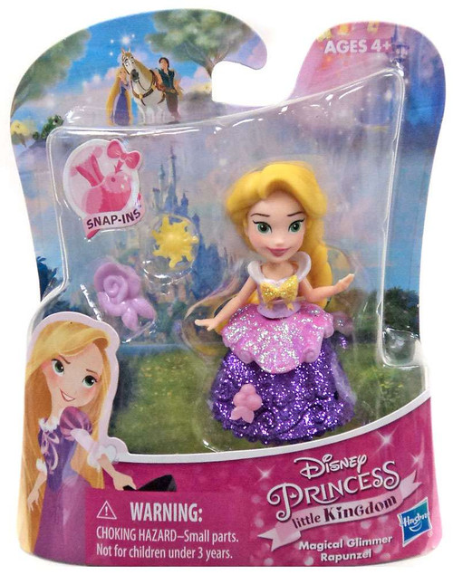 Disney Princess Tangled Little Kingdom Magical Glimmer Rapunzel Exclusive Figure