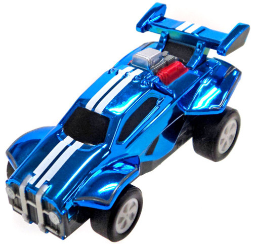 Rocket League Octane Exclusive Pull Back Racer [Metallic Blue Loose]