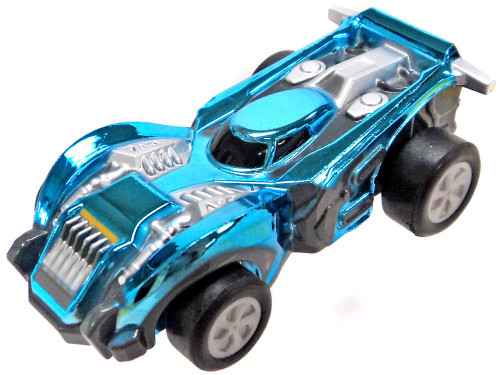 Rocket League Hotshot Exclusive Pull Back Racer [Metallic Light Blue Loose]