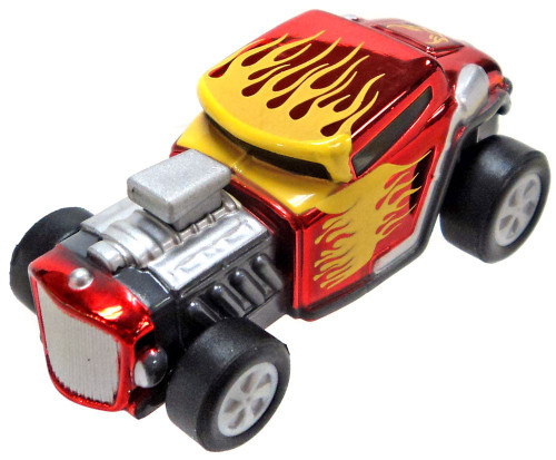 Rocket League Backfire Exclusive Pull Back Racer [Metallic Red Loose]