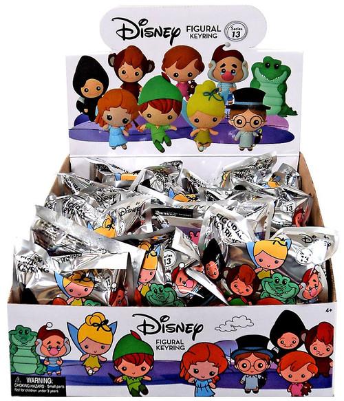 3D Figural Keyring Disney Series 13 Peter Pan Mystery Box [24 Packs]