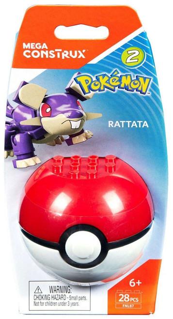 Pokémon Series 2 Rattata Set
