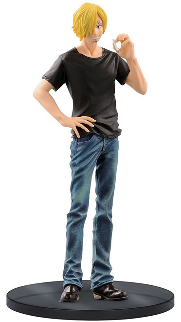 One Piece DXF Jeans Freak Sanji 7-Inch Collectible Figure #08