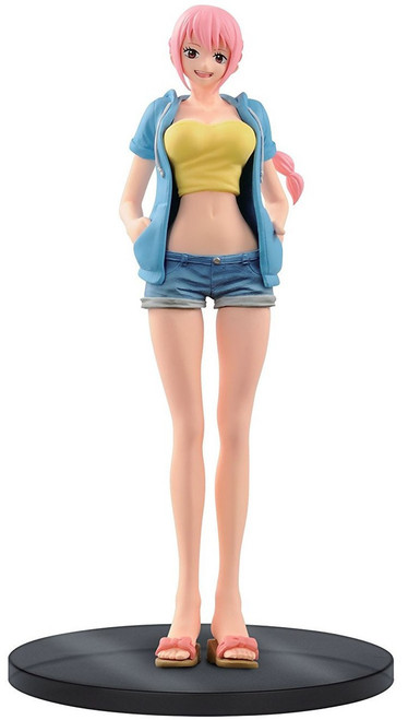 One Piece DXF Jeans Freak Rebecca 6.7-Inch Collectible Figure #10