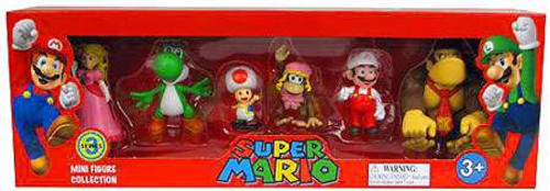 Mini Figure Collection Series 3 Super Mario Collection Mini Figures [Damaged Package]