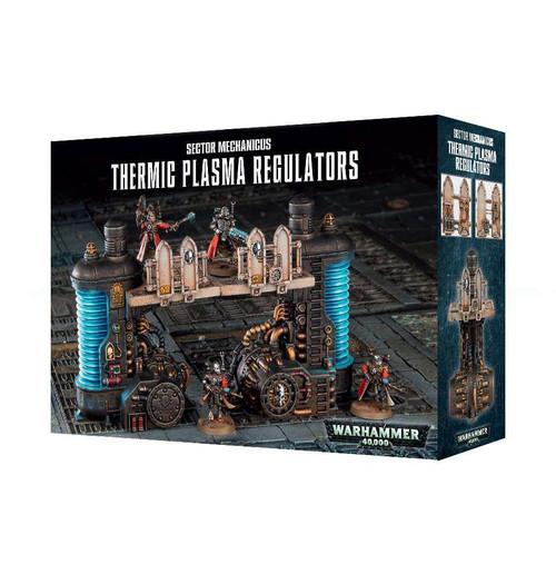 Warhammer 40,000 Industrial Thermic Plasma Regulators [Sector Mechanicus]
