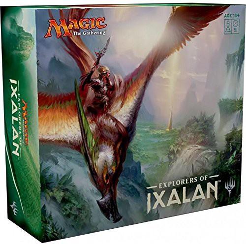 MtG Trading Card Game Explorers of Ixalan [Comes with 4 Decks!]