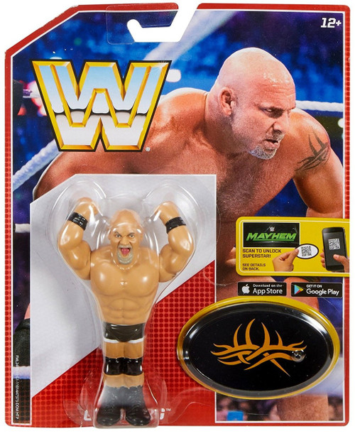 WWE Wrestling Retro Goldberg Action Figure