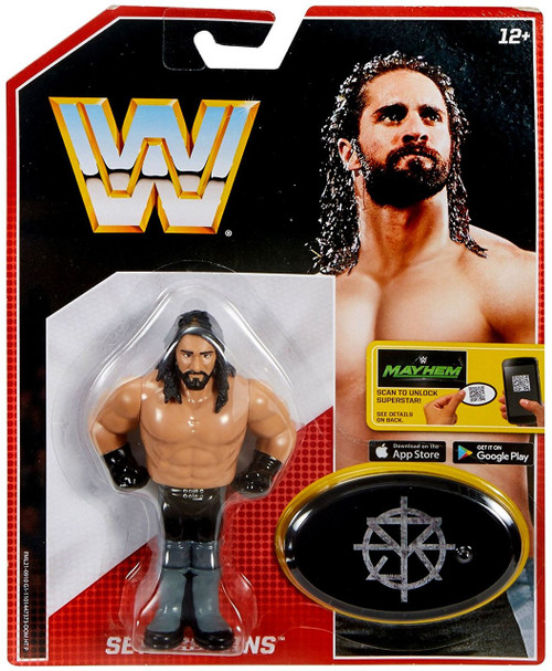 WWE Wrestling Retro Seth Rollins Action Figure