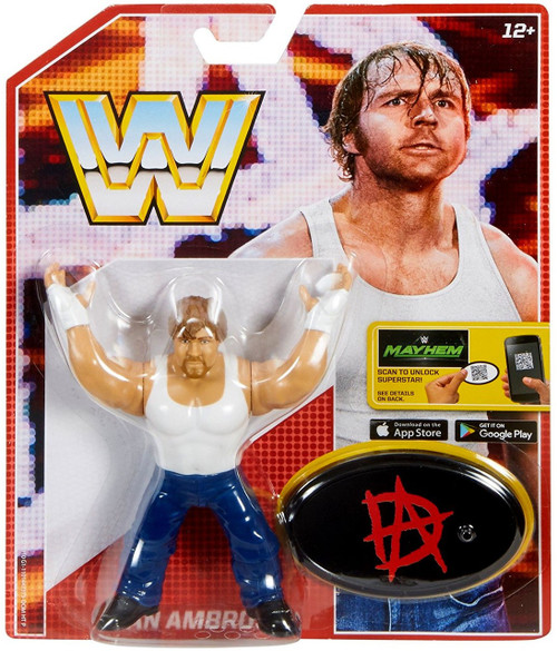 WWE Wrestling Retro Dean Ambrose Action Figure