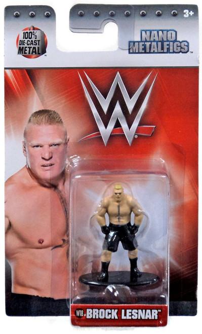 WWE Wrestling Nano Metalfigs Brock Lesnar 1.5-Inch Diecast Figure W18