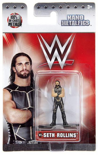 WWE Wrestling Nano Metalfigs Seth Rollins 1.5-Inch Diecast Figure W15