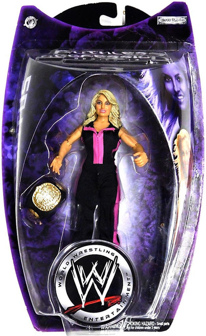 WWE Wrestling Ruthless Aggression Series 14 Trish Stratus Action Figure