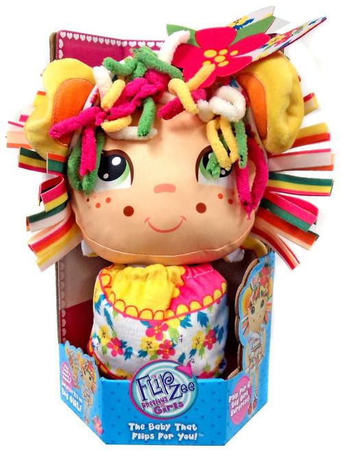 FlipZee! Precious Girls Roarie Plush Doll [Caucasian]