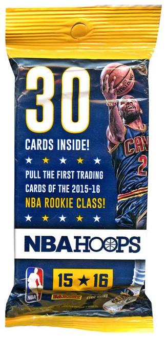 NBA Panini 2015-16 Hoops Basketball Trading Card FAT Pack [30 Cards!]