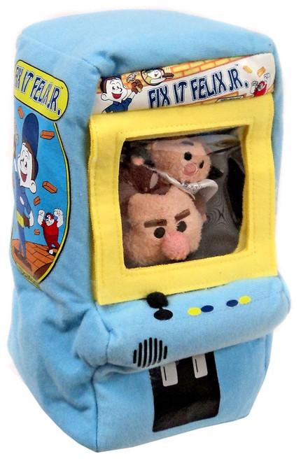 Disney Wreck-It Ralph Tsum Tsum Fix It Felix Jr. & Ralph Exclusive Plush Set [Subscription Box]