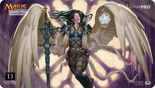 Ultra Pro MtG Card Supplies Magister of Worth Playmat [Grand Prix Washington DC 2014]