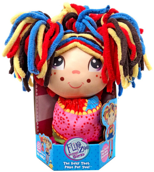 FlipZee! Precious Girls Lola Plush Doll [Caucasian]