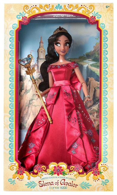 Disney Princess Limited Edition Elena of Avalor Exclusive 16-Inch Doll