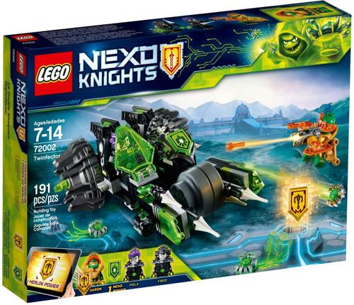 LEGO Nexo Knights Twinfector Set #72002