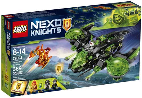 LEGO Nexo Knights Berserker Bomber Set #72003