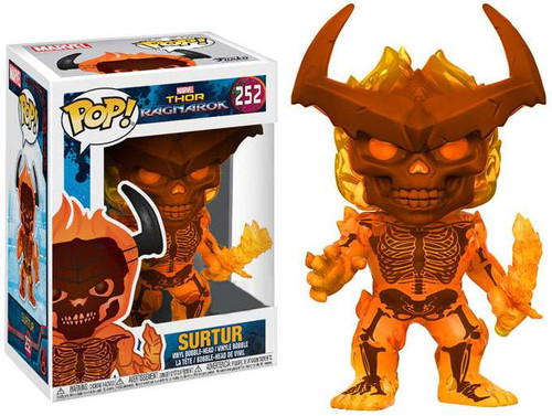 Funko Thor: Ragnarok POP! Marvel Surtur Exclusive Vinyl Bobble Head