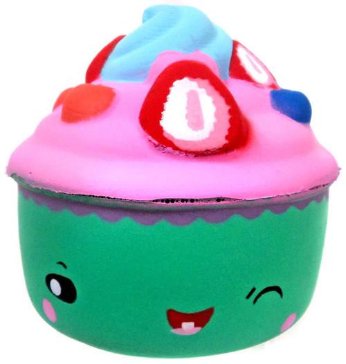 Nom!Nom!Nom! Squizzy Kawaii Squishies Cake Squeeze Toy [RANDOM Color]