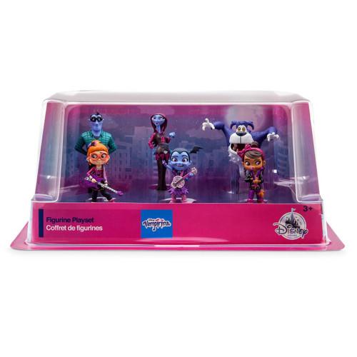 Disney Junior Vampirina Exclusive 6-Piece PVC Figurine Playset [2017]