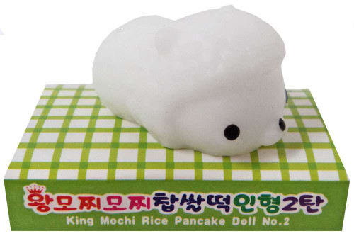 Kawaii Squishie Gummy Animals Sheep 1.5-Inch Squeeze Toy