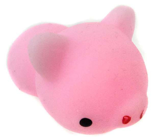 Kawaii Squishie Gummy Animals Pig 1.5-Inch Squeeze Toy