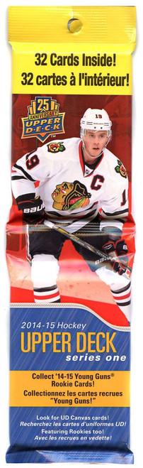 NHL 2014-15 Hockey Series 1 Trading Card Rack Pack