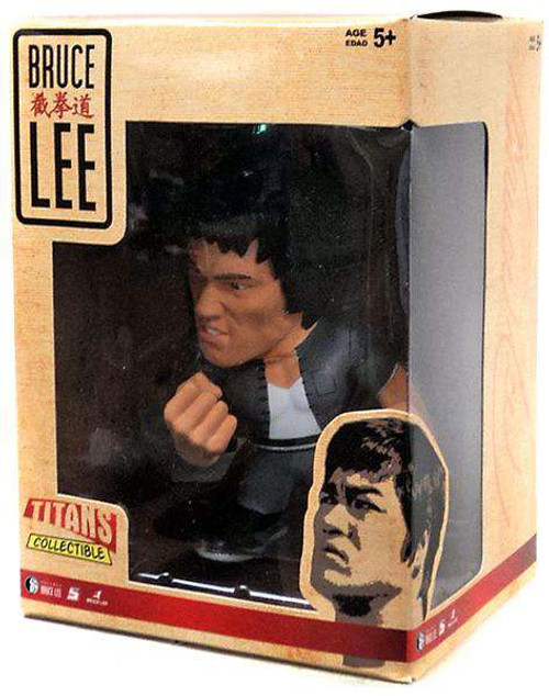 TItan Series 2 Bruce Lee 5-Inch Figure [Gray Outfit with White T-Shirt, Damaged Package]