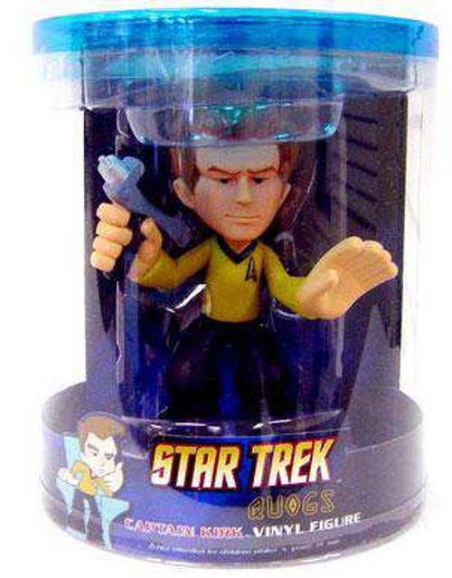 Funko Star Trek The Original Series Quogs Captain Kirk Vinyl Figure [Damaged Package]