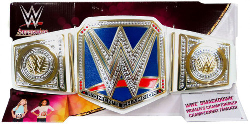 WWE Wrestling Superstars WWE Smackdown Women's Championship Belt