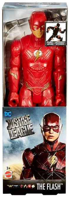 DC Justice League Movie True Moves The Flash Action Figure