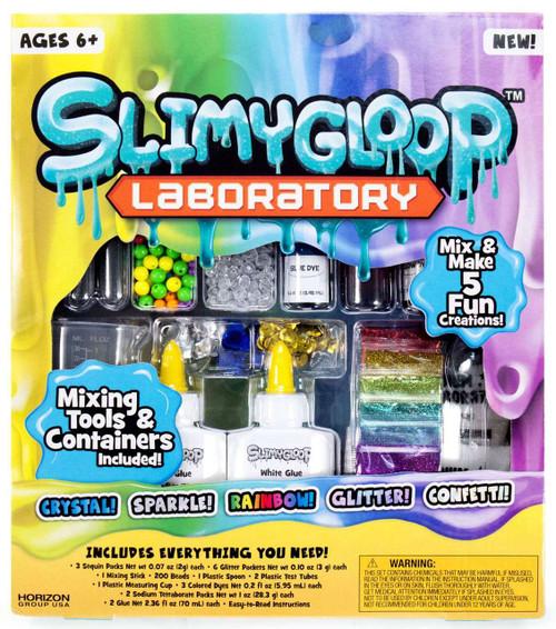 Slimygloop Laboratory Slime Kit