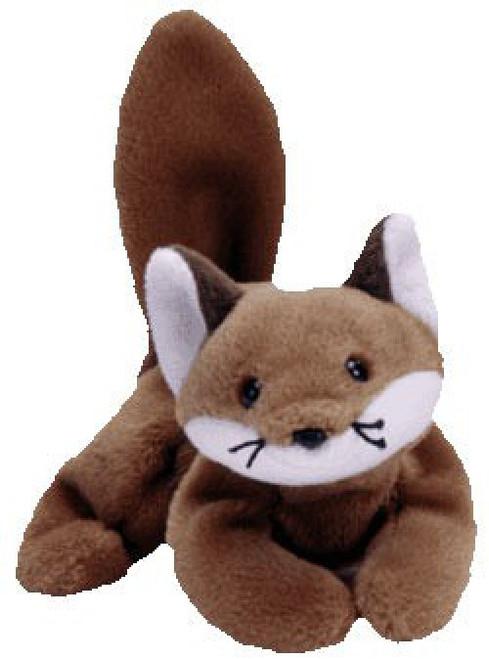 Beanie Babies Sly the Fox Beanie Baby Plush