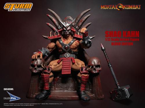 Mortal Kombat Shao Kahn Action Figure [Special Edition]