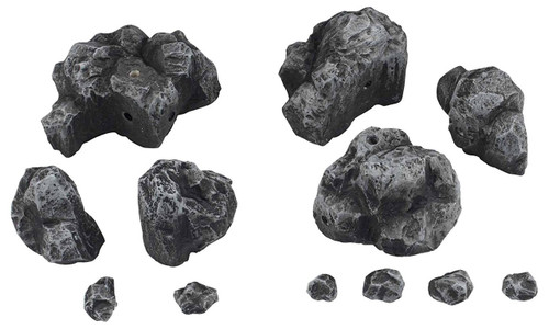 Tamashii Effect Rock Action Figure Accessory [Gray Version]