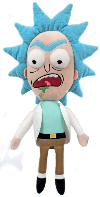 Funko Rick & Morty Galactic Rick Exclusive 16-Inch Deluxe Plush [Mad]