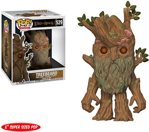 Funko Lord of the Rings POP! Movies Treebeard 6-Inch Vinyl Figure #529 [Super-Sized]