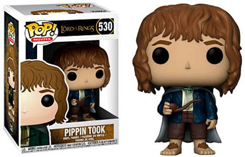 Funko Lord of the Rings POP! Movies Pippin Took Vinyl Figure #530