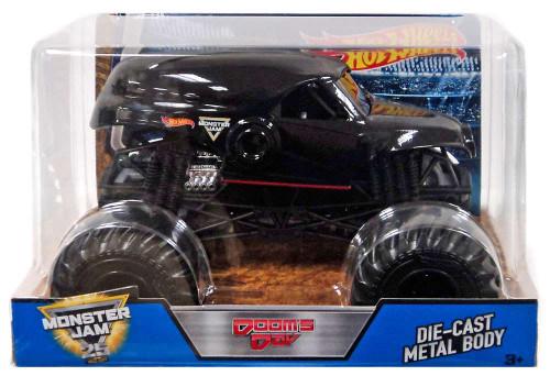 Hot Wheels Monster Jam Dooms Day Die-Cast Car