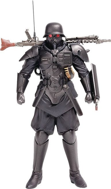 Kerberos Saga The Red Spectacles Plamax MF-23 Protect Gear 3 Model Kit [Power Armor Type 92]