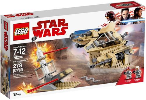 LEGO Star Wars Sandspeeder Exclusive Set #75204