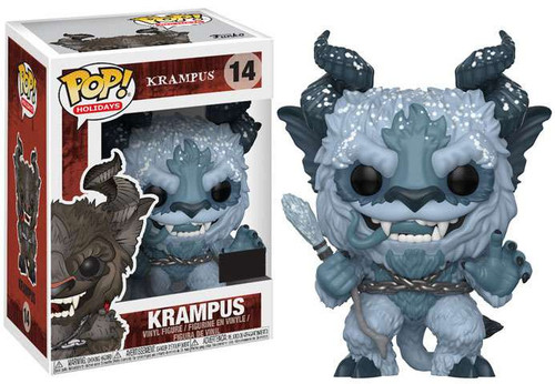 Funko POP! Holidays Krampus Exclusive Vinyl Figure #14 [Frozen, Damaged Package]