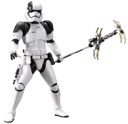 Star Wars The Last Jedi ArtFX+ First Order Stormtrooper Executioner Statue