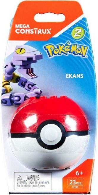 Pokémon Series 2 Ekans Set