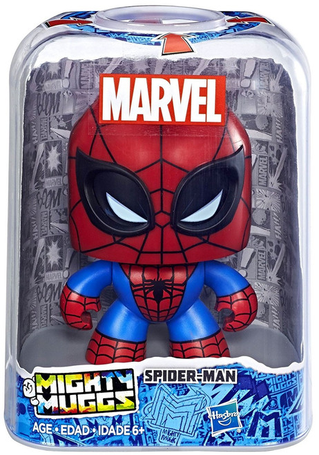 Marvel Mighty Muggs Spider-Man Vinyl Figure